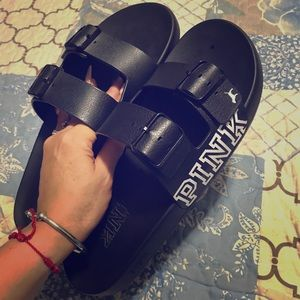 💝lovely  sandals from PINK victoria secret